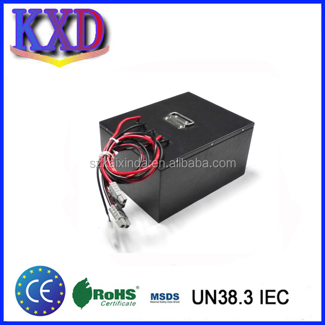 Deep cycle 12v 200ah lithium ion battery for Inverter/Solar system/AGV car