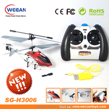 Toys for children alloy series rc helicopter 3.5ch helicopters