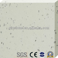 Interior design White color synthetic marble