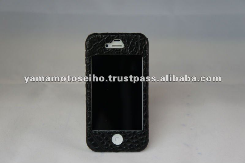 exotic leather case for I phone4s