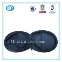 LT-8907 The large capacity headphone case.Eva headphone case