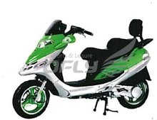 New Type 125cc Gas Motor Scooter Equipped MS1259
