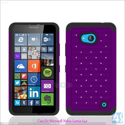 Most popular mobile case for Nokia lumia 640 shockproof case / top quality mobile sell for Nokia lumia 640 cellphone case