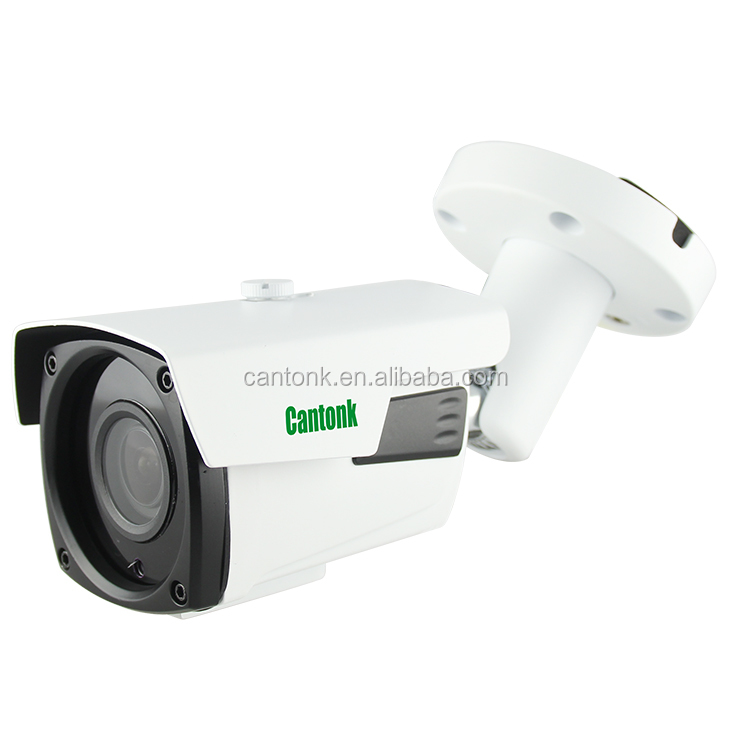5MP Auto Zoom Focus 5X Mini Bullet CCTV Cameras Outdoor