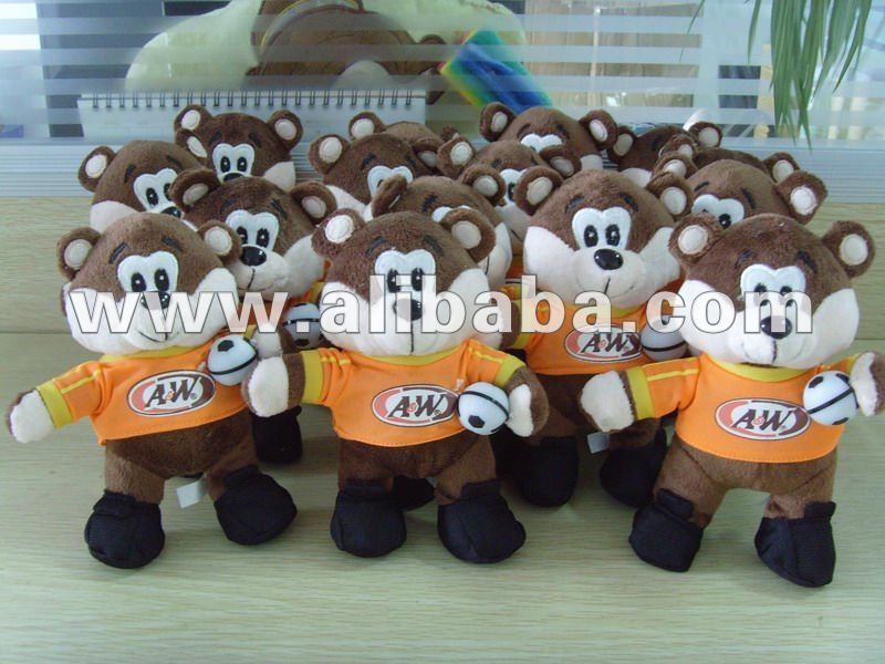 CUSTOMIZED MASCOT SOFT TOY