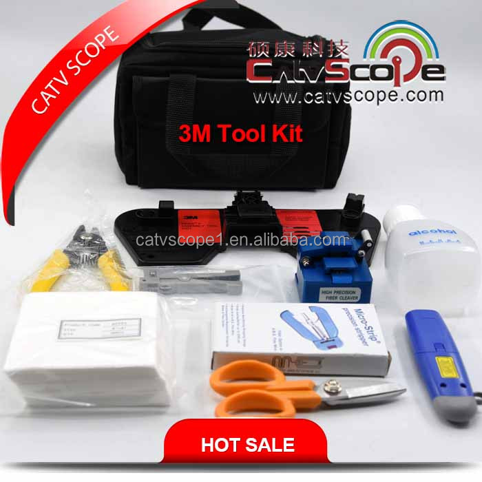 3M Fibrlok Fiber Splicing tool kit