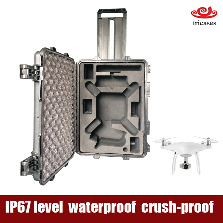 China manufacture factory new product 2016 crushproof hard case for flight simulator dji phantom