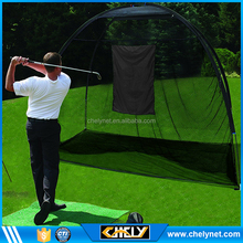 High quality indoor golf practice net,golf hitting net,golf net driving range
