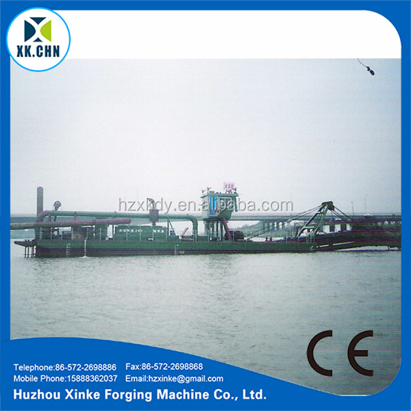 China Professional Custom Product Sand Cutter Suction Dredging Ship