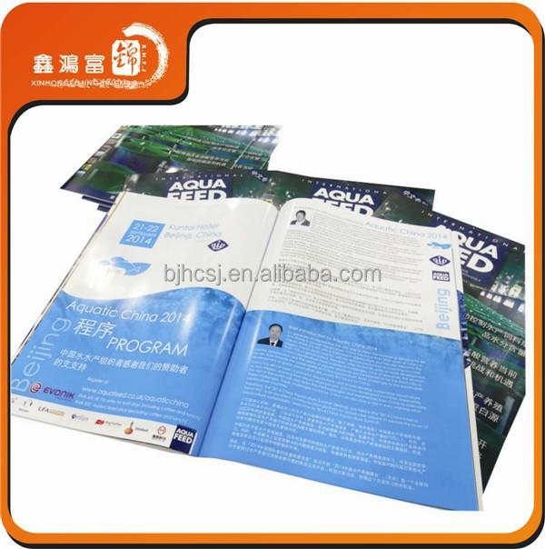 Custom Perfect Binding Book Printing
