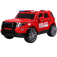 Ford 12V battery RC/MP3 Kids Ride on polic SUV Big car