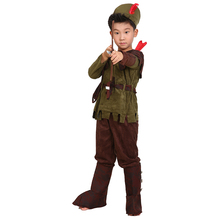 Boys Costumes Kids Halloween Party Dress Up Party Outfits
