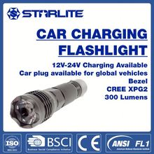 STARLITE BEST 12-24v car charger car mount flashlight