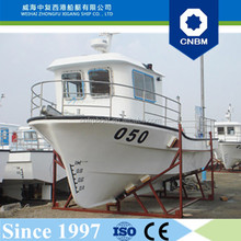 CE Certification and Fiberglass Hull Material 9.6m 31ft Offshore Fishing Boats for Sale in Turkey