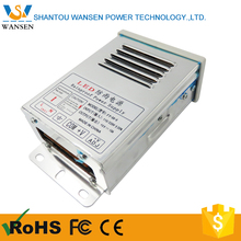 220v ac to 12v dc transformer waterproof 60w power supply for LED lighting 5A single output tranformer for outdoor use
