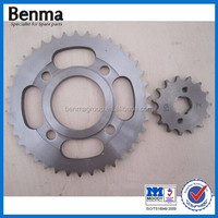 Wholesale CBX200 motorcycle sprocket kits/CBX200 transmission systems