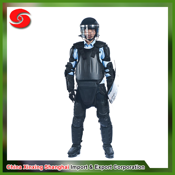 Military Supplies high tenacity fire retardant anti riot police equipments