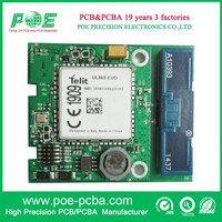 Shenzhen pcba high quality power control pcb assembly pcb maker