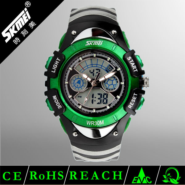 New Arival best price fashion young Quartz sport boy watch