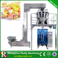High-Performance Packing Machine Small Pouches (Vertical Packaging Machine)