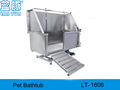 Stainless steel pet bath,dog grooming products