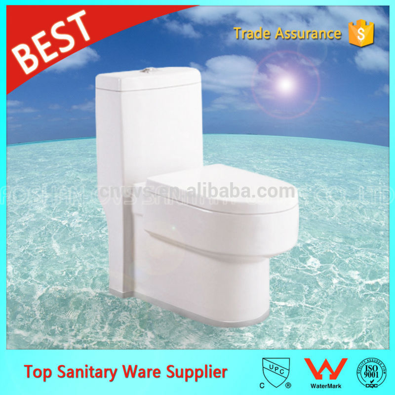 china manufacturer one piece toilet parts