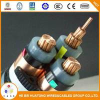 Hot sell 11kv xlpe power steel tape armoured cable