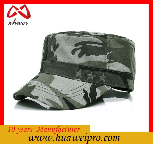 Alibaba china wholesale 100% Cotton Military Hard Hat for Army Men's