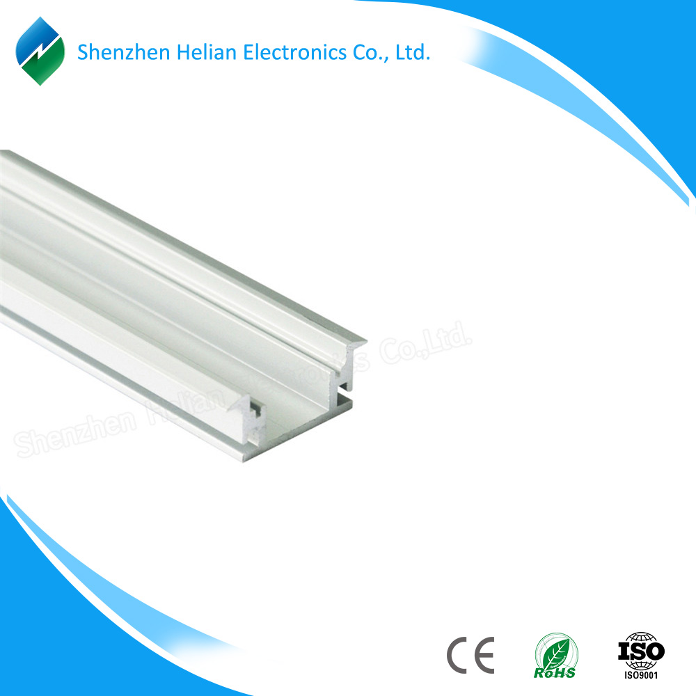 Wholesale stair led aluminum profiles for home decoration with anti-slip