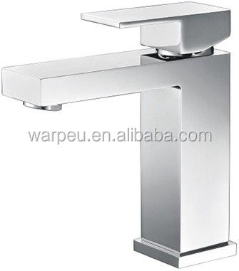 New Products Basin Faucet Heshan Manufactory Direct Sell Washbasin Mixer Wholesale