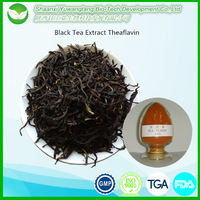 China manufacturer best price Black Tea Extract natural Theaflavin