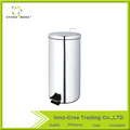 Stain Resistant Kitchen Trash Can Garbage Bin