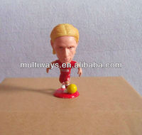 world cup toys/football player figure(MW-PT705)