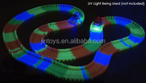 13' Glow-in-the-Dark twister Track Toys