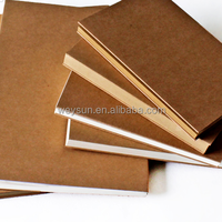 16K Sketchbook Graffiti Notebook Brown Paper