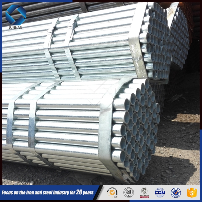 (API 5L X80) Tangshan galvanized pipe ! 100mm galvanised iron steel conduit of sizes 20mm and 25mm