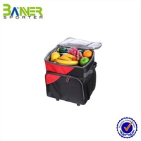 Wholesale foldable travel suitcase, travel bag trolley luggage cover