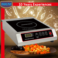 10 Years Microcomputer Safety Induction Cooker Range