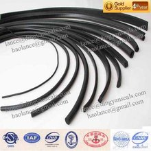 Garage door rubber seal strip