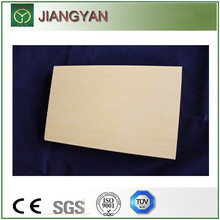 wpc foam board for formwork to make construction template and wpc building material price