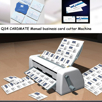 Qs4 cardmate manual business card cutter machine buy business card qs4 cardmate manual business card cutter machine buy business card cuttername card cuttercard cutter product on alibaba colourmoves