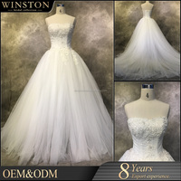 supply all kinds of sweetheart neckline cap sleeves wedding dress