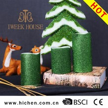 Wireless Unique Mini Christmas Tree Caroling Candle Bridge Light
