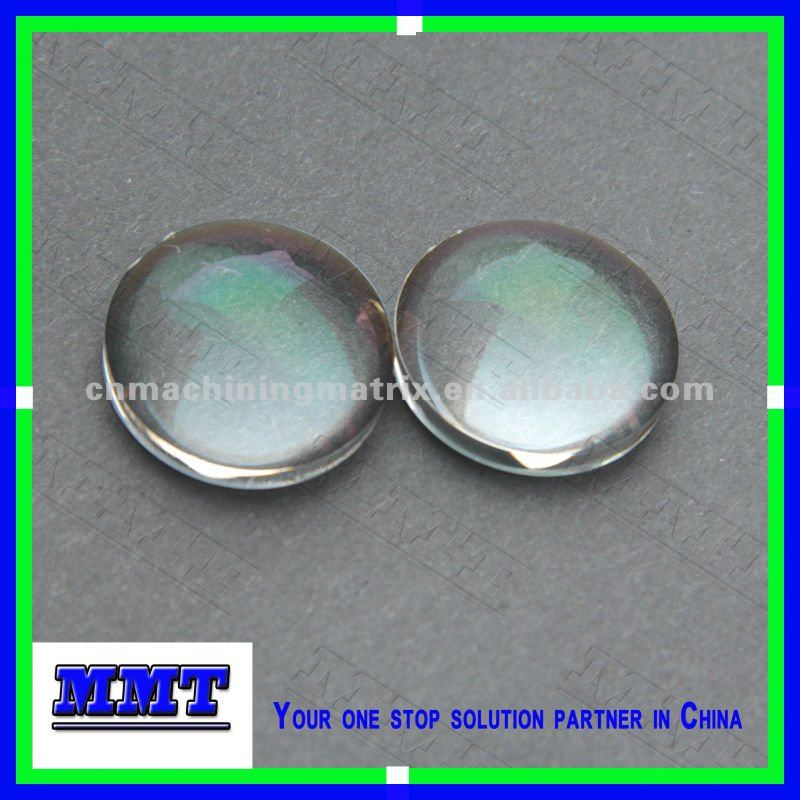 pmma plano convex plastic lens for optical instrument
