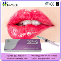 TOP-Q Super Derm Lines Dermal Filler Injection For Lip Augmentation Hyaluronic Acid Filler