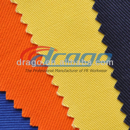 polycotton fabric for fr clothes