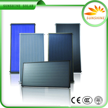 Stainless 150 Liters With Flat Plate Solar Water Heater Solar Collector