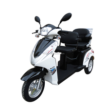3 wheel motorcycle scooter wheels passenger tricycle scooter electric for adults