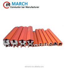 MCCBII 160A-500A Aluminum unipole insulated safe conductor bus bar