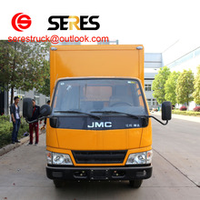 JMC Factory Supply Electric Chinese Pickup Trucks for sale